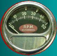 1955-59 GMC Tachometer